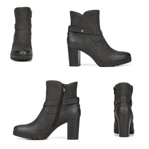 NEW SOUL Naturalizer Vegan Leather Bootie